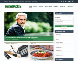 Find Food Banks website