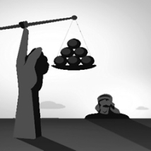 Blind Justice Challenge - Image Credit Free Range Stock - Jack Moreh
