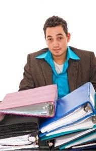 Files & employee