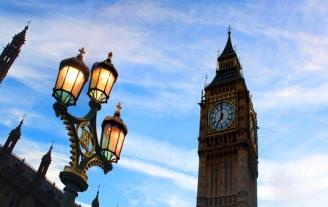 Parliament Big Ben from Westminster Bridge - Image Credit Free Range Stock - Jack Moreh