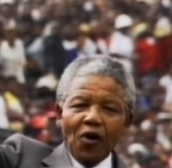 Nelson 'Madeba' Mandela